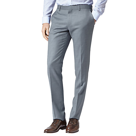 Buy Reiss Daniel Suit Trousers, Light Blue Online at johnlewis.com