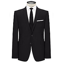 Buy Kin by John Lewis Bale Plainweave Suit, Black Online at johnlewis.com