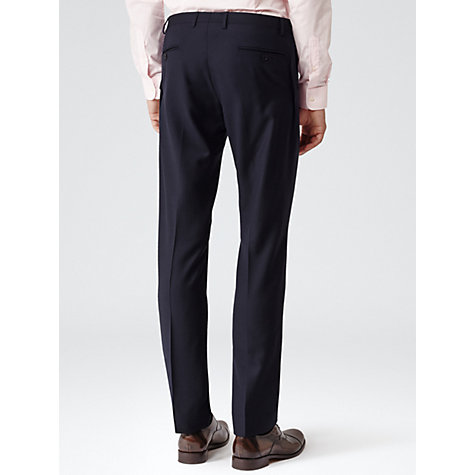 Buy Reiss Fairline Wool Mix Trousers Online at johnlewis.com