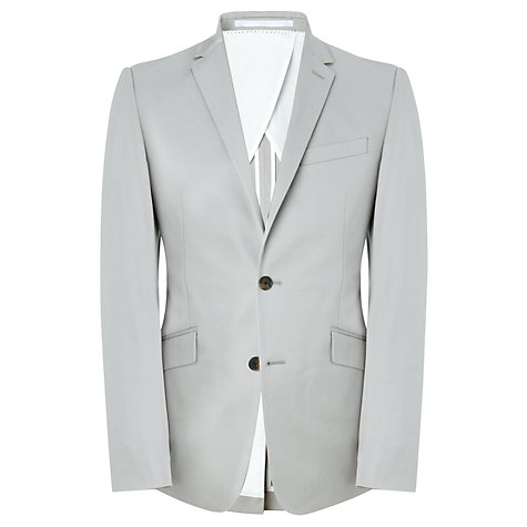 Buy Kin by John Lewis Prior Cotton Blazer, Stone Online at johnlewis.com