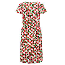 Buy Collection WEEKEND by John Lewis Dobby Dress, Multi Online at johnlewis.com