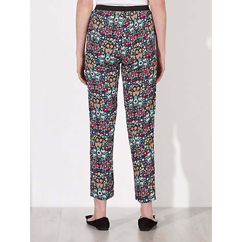 Buy Collection WEEKEND by John Lewis Daisychain Print Trousers, Multi Online at johnlewis.com