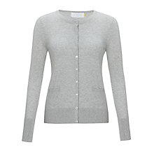 Buy Collection WEEKEND by John Lewis Crew Neck Cardigan Online at johnlewis.com