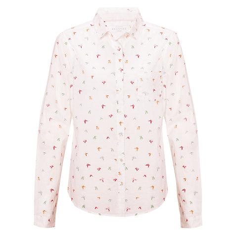 Buy Collection WEEKEND by John Lewis Butterfly Print Shirt, Multi Online at johnlewis.com