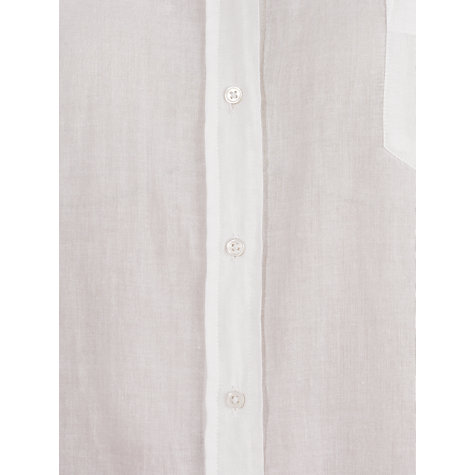 Buy Collection WEEKEND by John Lewis Voile Shirt, White Online at johnlewis.com