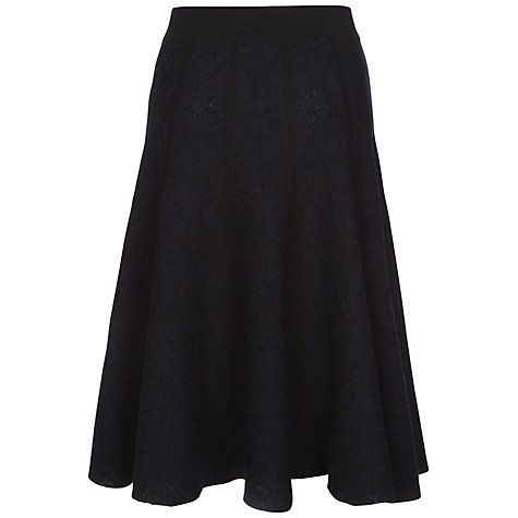 Buy Fenn Wright Manson Nieve Skirt, Navy Online at johnlewis.com