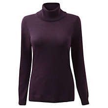 Buy East Merino Polo Neck Jumper Online at johnlewis.com