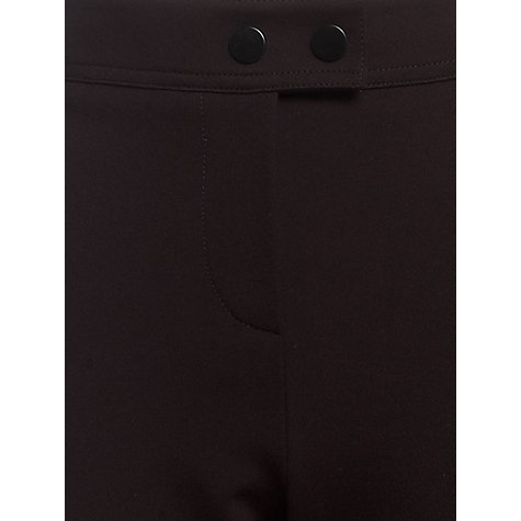 Buy Jigsaw Tailored Riding Trousers, Black Online at johnlewis.com