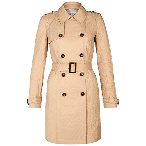 Buy Fenn Wright Manson Helena Trench Coat, Camel Online at johnlewis.com