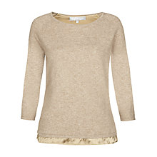 Buy Fenn Wright Manson Sandrine Jumper, Camel Online at johnlewis.com