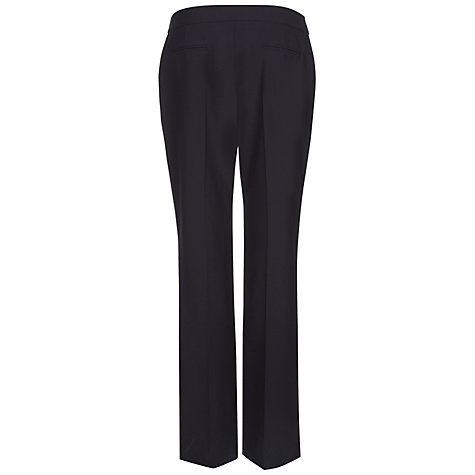Buy Fenn Wright Manson Luanna Trousers, Navy Online at johnlewis.com