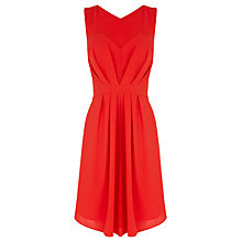 Buy Coast Olivette Dress, Lipstick Online at johnlewis.com