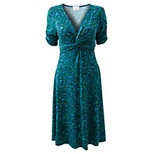 Buy East Dylan Dress, Leaf Green Online at johnlewis.com