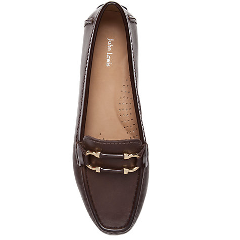 Buy John Lewis Paris Moccasins Online at johnlewis.com