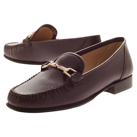 Buy Carvela Mariner Patent Leather Loafers Online at johnlewis.com