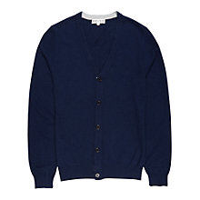 Buy Reiss Country Contrast Tipping Cardigan Online at johnlewis.com
