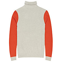 Buy Reiss City Roll Neck Jumper Online at johnlewis.com