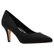 Buy Carvela Kairo Suede Court Shoes Online at johnlewis.com