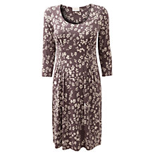 Buy East Jamie Dress, Graphite Online at johnlewis.com