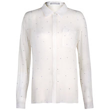 Buy Fenn Wright Manson Cassie Top, Chalk Online at johnlewis.com