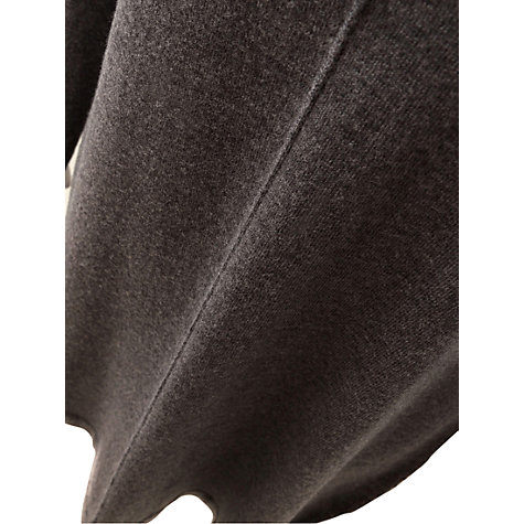 Buy East Seamed Tunic Dress, Graphite Online at johnlewis.com