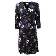 Buy East Martina Dress, Graphite Online at johnlewis.com