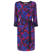 Buy L.K. Bennett Bauhaus Printed Shift Dress, Multi Online at johnlewis.com