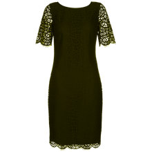 Buy Fenn Wright Manson Ella Dress, Black Online at johnlewis.com