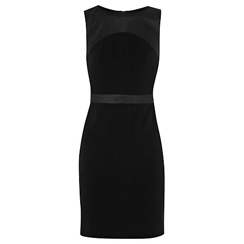 Buy Warehouse Paneled Pencil Dress Online at johnlewis.com