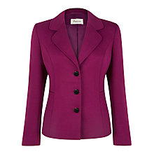 Buy Precis Petite Tailored Jacket, Bordeaux Online at johnlewis.com