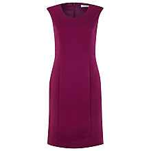 Buy Precis Petite Tailored Dress, Red Online at johnlewis.com
