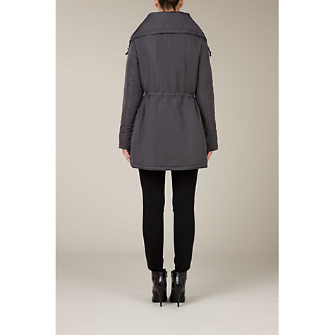 Buy Kaliko Padded Mac, Dark Grey Online at johnlewis.com