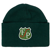 Buy Forest Park Preparatory School Unisex Ski Hat, Bottle Green Online at johnlewis.com