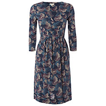 Buy White Stuff Twinkle Dress, Dark Sky Blue Online at johnlewis.com