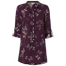 Buy White Stuff Butterfly Kaftan, Purple Haze Online at johnlewis.com