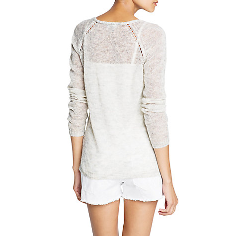 Buy Mango Mohair Blend Jumper Online at johnlewis.com
