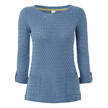 Buy White Stuff Twisted Dancer Jumper Online at johnlewis.com