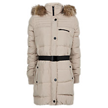 Buy Mango Long Down Feather Coat Online at johnlewis.com