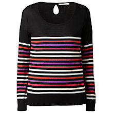 Buy Gérard Darel Striped Jumper, Multi Online at johnlewis.com