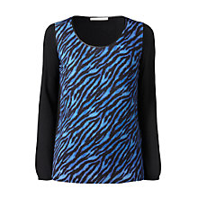 Buy Gérard Darel Striped Jumper, Blue Online at johnlewis.com