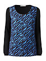 Gérard Darel Striped Jumper, Blue