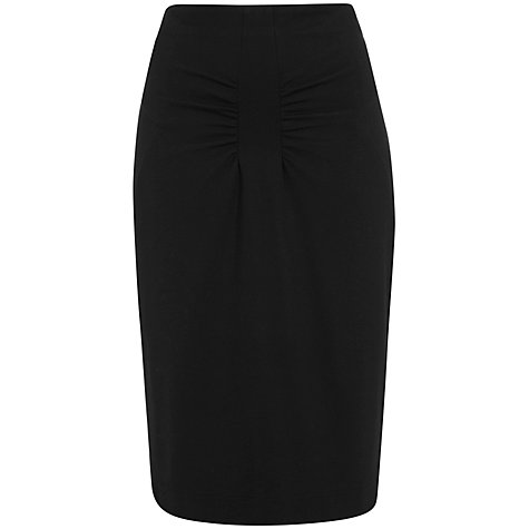 Buy Havren Pencil Skirt, Black Online at johnlewis.com