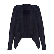 Buy Damsel in a dress Mulberry Shrug, Navy Online at johnlewis.com