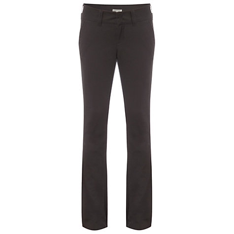 Buy White Stuff Leila Bootcut Jeans, Gunmetal Online at johnlewis.com