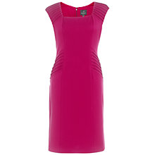 Buy Adrianna Papell Bodycon Dress, Crushed Berry Online at johnlewis.com