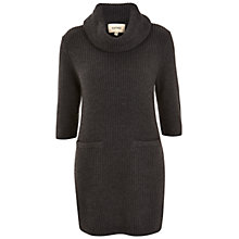 Buy Havren Knit Dress, Mink Online at johnlewis.com