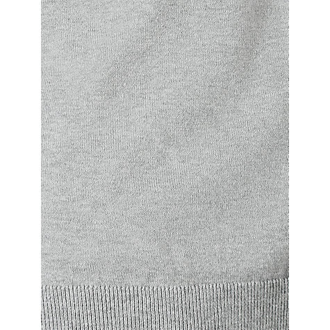 Buy John Lewis Plain Crew Neck Cardigan Online at johnlewis.com