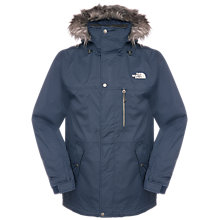 Buy The North Face Amongstit Delux Ski Jacket, Blue Online at johnlewis.com