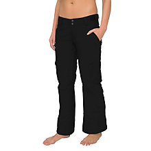 Buy The North Face Go Go Cargo Ski Women's Trousers, Black Online at johnlewis.com