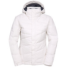 Buy The North Face Women's Heavenly Down Jacket, White Online at johnlewis.com